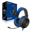 Headset Gamer Corsair Gaming Hs35 Azul P2 Estéreo - CA-9011196-NA