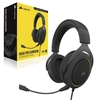 Headset Gamer Corsair Gaming Hs60 Pro Preto/Amarelo Usb Dolby Digital Surround 7.1 - CA-9011214-NA