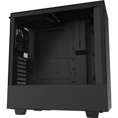 Gabinete Gamer Nzxt H510b-B1 Black Tempered Glass Mid Tower C/Janela - CA-H510B-B1 - comprar online