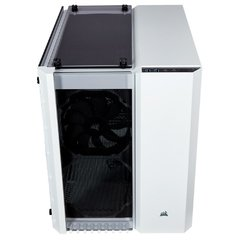 Gabinete Gamer Corsair Crystal Series 280x White Tempered Glass Mini Tower C/ Janela - CC-9011136-WW - comprar online