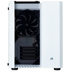 Gabinete Gamer Corsair Crystal Series 280x White Tempered Glass Mini Tower C/ Janela - CC-9011136-WW na internet