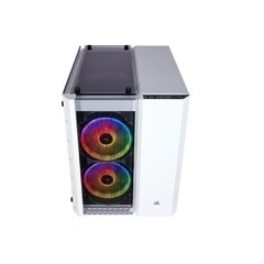 Gabinete Gamer Corsair Crystal Series 280x Rgb Branco Vidro Temperado Mini Tower C/ Janela - CC-9011137-WW - comprar online