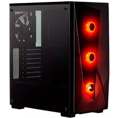 Gabinete Gamer Corsair Carbide Series Spec-Delta Rgb Tg Preto Vidro Temperado Mid Tower C/Janela - CC-9011166-WW