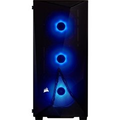 Gabinete Gamer Corsair Carbide Series Spec-Delta Rgb Tg Preto Vidro Temperado Mid Tower C/Janela - CC-9011166-WW na internet