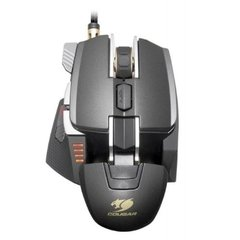 Mouse Gamer Cougar Gaming 700m Black 8.200 Dpi Laser - CGR-WLMB-700 na internet