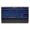 Teclado Gamer Mecânico Corsair Gaming K63 Preto Compacto Wireless/Bluetooth Cherry Mx Red Led Blue (Us) - CH-9145030-NA - comprar online