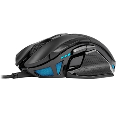 Mouse Gamer Corsair Gaming Nightsword Rgb Preto 18.000 Dpi Óptico - CH-9306011-NA - comprar online