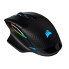 Mouse Gamer Corsair Gaming Dark Core Pro Rgb Preto Wireless 18.000 Dpi Óptico Hibrido - CH-9315411-NA na internet