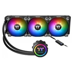 Water Cooler Thermaltake TT Water 3.0 ARGB Sync Edition Braided 360mm - CL-W234-PL12SW-A/B - comprar online