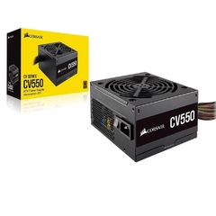 Fonte Real Corsair Cv Series Cv550 80 Plus Bronze - CP-9020210-BR