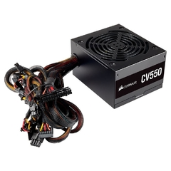 Fonte Real Corsair Cv Series Cv550 80 Plus Bronze - CP-9020210-BR na internet