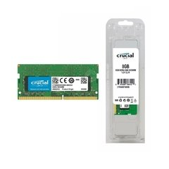 Memória Crucial Value So-Dimm Ddriv 8gb 2666mhz - CT8G4SFS8266