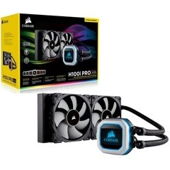 Water Cooler Corsair H100i Pro Rgb 240mm - CW-9060033-WW