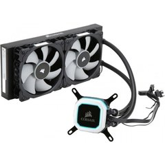 Water Cooler Corsair H100i Pro Rgb 240mm - CW-9060033-WW - comprar online