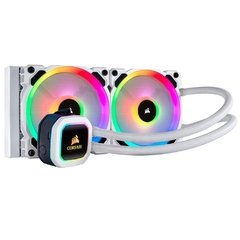 Water Cooler Corsair H100i Pro Rgb Platinum Se White 240mm - CW-9060041-WW - comprar online