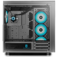 Gabinete Gamer Deepcool Gamerstorm New Ark 90mc Preto Vidro Temperado Full Tower C/Janela + Water Cooler - DP-ATXLCS-NARK90MC - comprar online