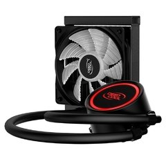 Water Cooler Deepcool Gammaxx L120t Led Vermelho 120mm - DP-H12RF-GL120TR na internet