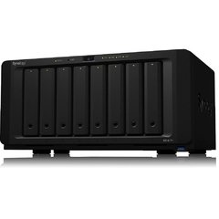 Nas Synology Ds1817+ 180tb 8-Bay (180tb Max. Expandido), Cloud Network, Storage Enclosure, Raid 0, 1, 5, 6, 10 - DS1817+ - Venturi Gaming® - A loja para gamers de verdade.