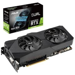 Placa De Vídeo Asus Nvidia Geforce Dual Advanced Edition Super Rtx 2060 8gb Gddr6 192 Bits - DUAL-RTX2060S-A8G-EVO - comprar online