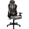 Cadeira Gamer Aerocool Duke Tan Grey Cinza - DUKE TAN GREY CZ