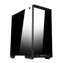 Gabinete Xigmatek Scorpio Black Edition Tempered Glass Mid Tower C/ Janela - EN41442
