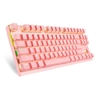 Teclado Gamer Mecânico Motospeed Gk82 Compacto Bluetooth Rosa Switch Outemu Red Led Branco (Us) - FMSTC0051VEM na internet