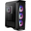 Gabinete Gamer Aerocool Aero One Mini Frost Preto Rgb Vidro Temperado Mini Tower Tower S/Fan C/Janela - FROST PT