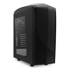 Gabinete Gamer Nzxt Phantom 240 Preto Mid Tower C/ Janela - CA-PH240-B7