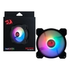 Fan Gamer Redragon Gc-F010 Rgb 120mm - GC-F010