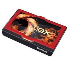 Placa De Captura Externa Avermedia Live Gamer Extreme 2 Interface Usb 3.1 (Gen 1) Type-C 4k 60 Fps - GC551 na internet