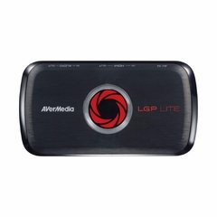 Placa De Captura Externa Avermedia Lgp Lite Gl310 Interface Usb 2.0 1080p 30 Fps - GL310 - comprar online