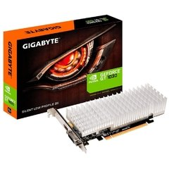 Placa De Vídeo Gigabyte Nvidia Geforce Gt1030 Low Profile 2gb Gddr5 64 Bits - GV-N1030SL-2GL
