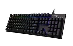 Teclado Gamer Mecânico Hyperx Alloy Fps Black Rgb Switch Kailh Silver (Us) - HX-KB1SS2-US na internet