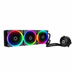 Water Cooler Gamemax Iceberg 360 Rgb Ring 360mm - ICEB360 - comprar online