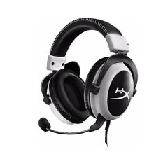 Headset Gamer Hyperx Cloud Preto/Branco P2 Estéreo - KHX-H3CL/W na internet