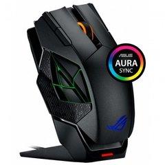 Mouse Gamer Asus ROG Gaming Spatha Black Wireless 8.200 DPI Laser (RGB) Hybrid - L701-1A-ROG SPATHA na internet