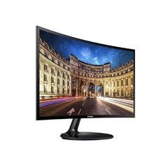 Monitor Gamer Samsung Led Curved Black Lc27f390f 60hz Amd Free-Sync 4ms Hdmi/Vga 1080p 27'' - LC27F390F