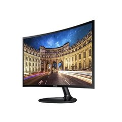 Monitor Gamer Samsung Led Curved Black Lc27f390f 60hz Amd Free-Sync 4ms Hdmi/Vga 1080p 27'' - LC27F390F na internet