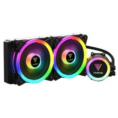 Water Cooler Gamdias Chione M2-240r Rgb C/ Controle 240mm - M2-240R