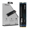 M.2 Pny Cs2130 Pci-E Nvme Gen3 500gb Leituras: 3500mb/S E Gravações: 925mb/S - M280CS2130-500-RB