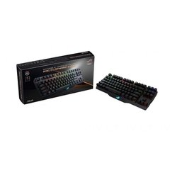 Teclado Gamer Mecânico Asus ROG Gaming Claymore Core Cherry MX RGB Red (US) - M802 CLAYMORE CORE/RD/US