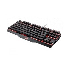 Teclado Gamer Mecânico Asus ROG Gaming Claymore Core Cherry MX RGB Red (US) - M802 CLAYMORE CORE/RD/US na internet