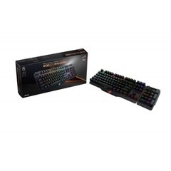 Teclado Gamer Mecânico Asus ROG Claymore Cherry MX RGB RED (US) - MA01 CLAYMORE/RD/US
