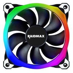 Fan Raidmax Nv-R120b Rgb 120mm - NV-R120B - comprar online