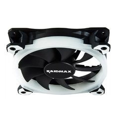 Fan Raidmax Nv-R120b Rgb 120mm - NV-R120B na internet