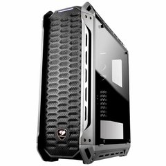 Gabinete Gamer Cougar Gaming Panzer-S Black Tempered Glass Mid Tower C/ Janela - 385GML0.3804 na internet