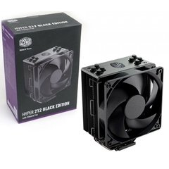 Air Cooler Cooler Master Hyper 212 Black Edition - RR-212S-20PK-R1
