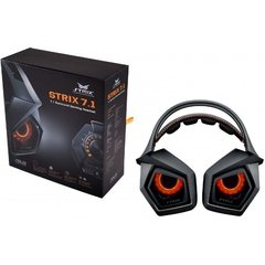 Headset Gamer Asus Strix Led Dolby Digital Surround 7.1 - STRIX 7.1