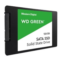 Ssd Wd Green 120gb Sata Iii Leituras: 540mb/S E Gravações: 465mb/S - WDS120G1G0A na internet