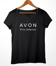 Long Baby Look Avon pro Inferno